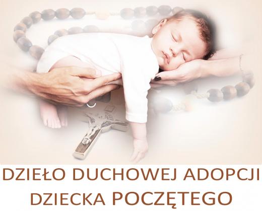 duchowa adopcja